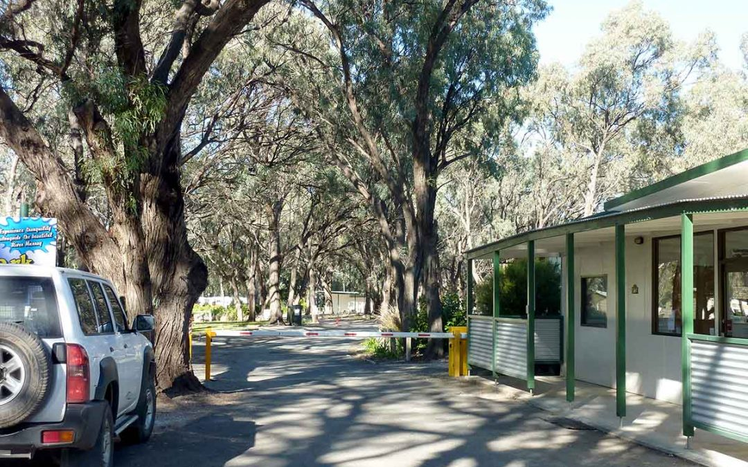 Blanchetown Caravan Park